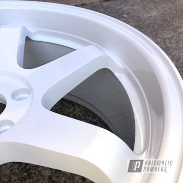 Powder Coated 19 Inch Nissan Skyline Wheels In Pss-5690