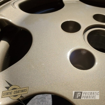Powder Coated Custom Porsche Wheels In Pmb-0548 And Pps-2974