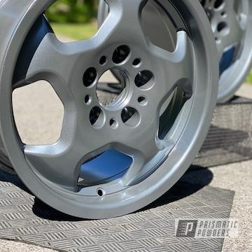 Powder Coated Bmw Wheels In Pmb-5624