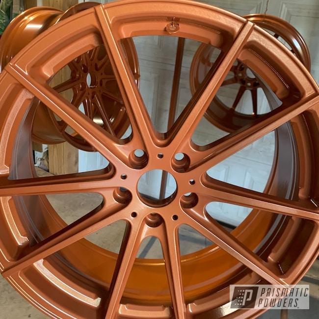 "Powder Coating: Sunbeam Gold PMB-2264,Wheels,19"" Wheels,19"",Automotive,Focus,Ford"