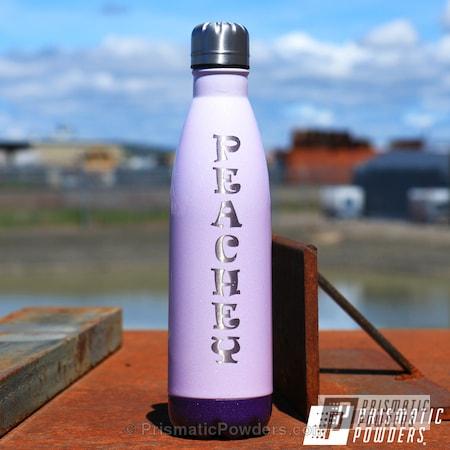 Powder Coating: Tumbler,flask,Westco Lavender Sparkle PPB-5239,cooler,mug,Miscellaneous
