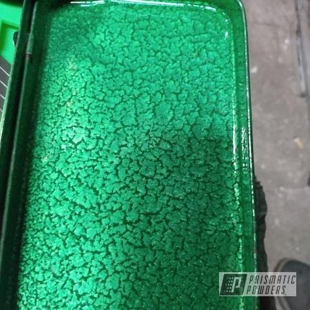 Powder Coating: Psycho Green PPB-4658,Miscellaneous