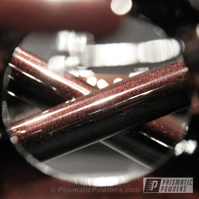Powder Coating: Off-Road,Black Cherry PMB-4109,Frame