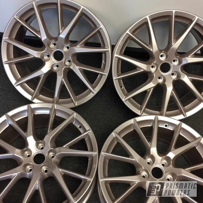 "Powder Coating: Wheels,19"" Wheels,Automotive,Bazzinga PMB-6648"