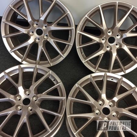 "Powder Coating: Wheels,19"" Wheels,Automotive,Bazzinga PMB-6648"