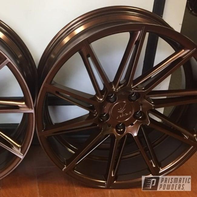 Powder Coated 20 Inch Wheels In Pmb-8169