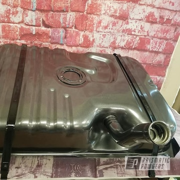 Powder Coated Custom Automotive Fuel Tank