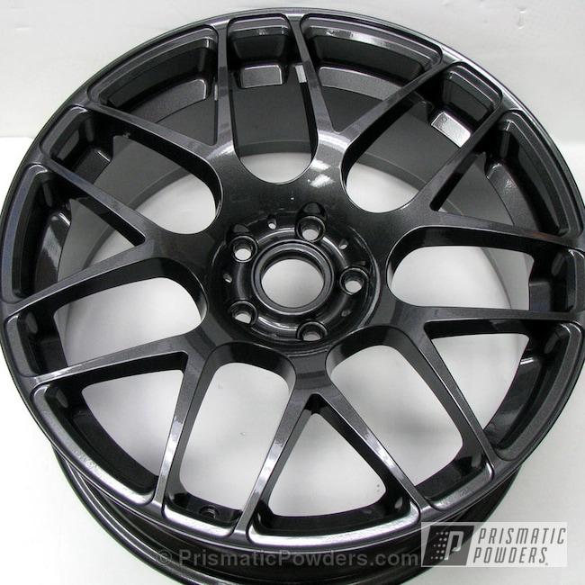 Powder Coating: Wheels,Custom,Clear Vision PPS-2974,powder coating,powder coated,Grey,Prismatic Powders,Crystal Grey PMB-5913