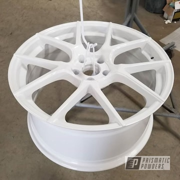 Powder Coated Refinished Wheels In Pss-5690
