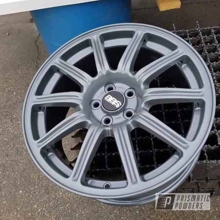 Powder Coating: Wheels,Automotive,Steel Silver PMB-5208,BBS Wheels,Automotive Rims,Safety Sparkle PPB-5918,Aluminum Wheels