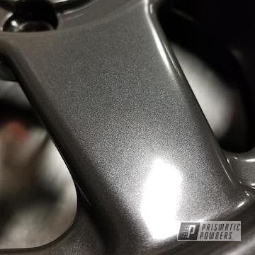 Powder Coated Custom Wheels In Pms-1366