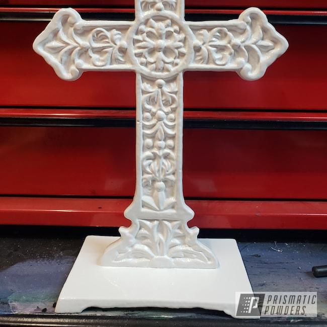Powder Coating: Cross,Antique,White,Polar White PSS-5053,CAST,Gloss White PSS-5690,Miscellaneous