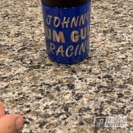 Powder Coating: Ford Dark Blue PSB-4624,Ford Racing,Koozie