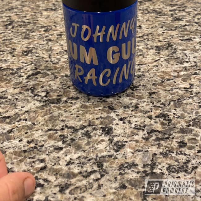 Powder Coating: Ford Dark Blue PSB-4624,Ford Racing,Koozie
