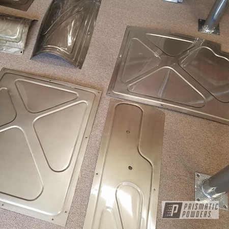 Powder Coating: Automotive,Clear Vision PPS-2974,Interior Panels,Clear Vision,Clear Only,Automotive Parts