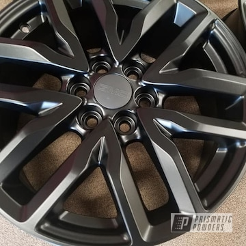 Powder Coated 18 Inch Aluminum Rims In Uss-1522