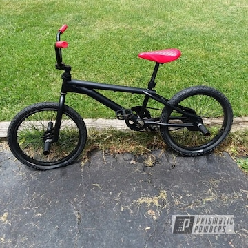 Powder Coated Bmx Bike Frame In Uss-1522