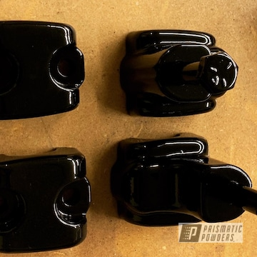 Powder Coated Harley Davidson Parts