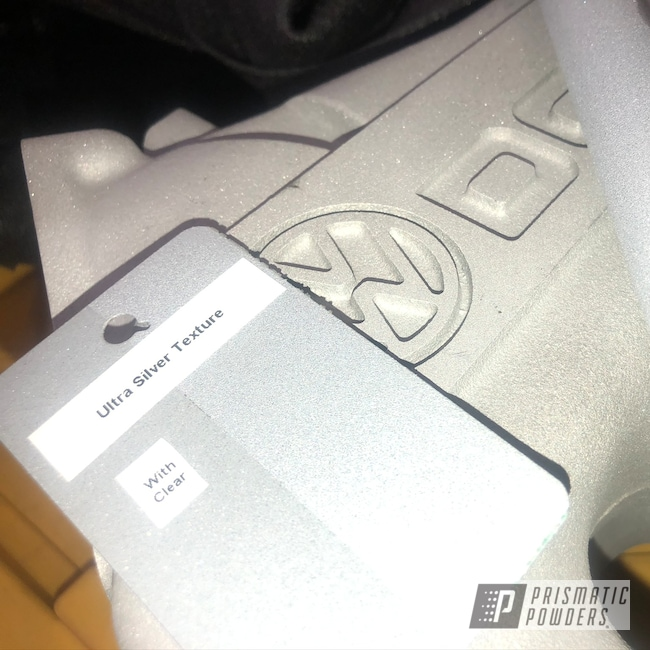 Powder Coating: Automotive,Ultra Silver Texture PTB-4883,Jetta,Intake Manifold,Scirocco,Golf,Engine,Sandblast,Volkswagen,16v,Intake,gli,Textured