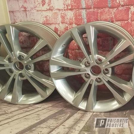 "Powder Coating: Wheels,Automotive,Clear Vision PPS-2974,POLISHED ALUMINUM HSS-2345,Polished Aluminum,Aluminum Rims,2 Stage Application,Clear Vision,18"" Aluminum Rims,Automotive Rims,Automotive Wheels"