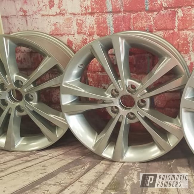 "Powder Coating: Wheels,Automotive,Clear Vision PPS-2974,POLISHED ALUMINUM HSS-2345,Polished Aluminum,Aluminum Rims,2 Stage Application,Clear Vision,18"" Aluminum Rims,Automotive Rims,Automotive Wheels"