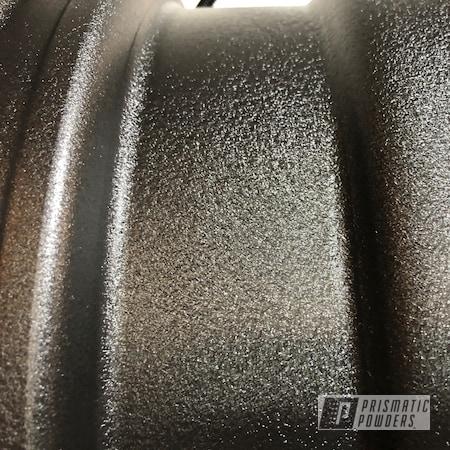 "Powder Coating: Wheels,Automotive,Dodge,Mopar,18"" Aluminum Rims,Desert Nite Black PWS-2859"