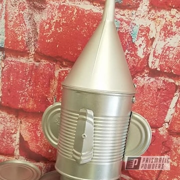 Powder Coated Wizard Of Oz Tin Man In Pmb-1544