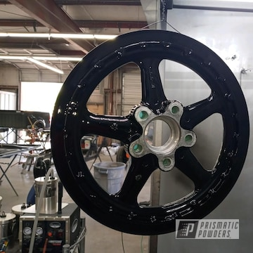 Powder Coated Harley Rim In Pss-0106