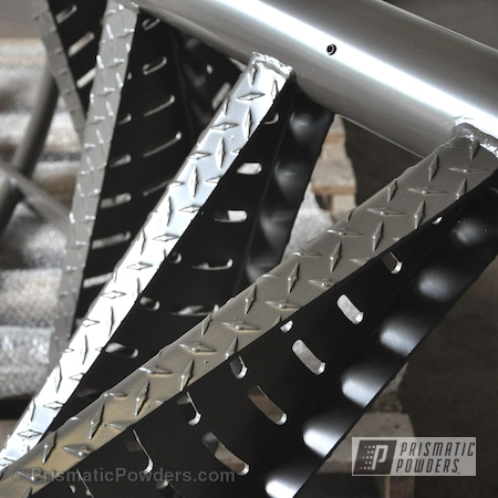 Powder Coating: CHESTNUT BRONZE PMB-5527,Custom,Bronze,powder coating,Spiral Staircase,powder coated,Prismatic Powders,Miscellaneous