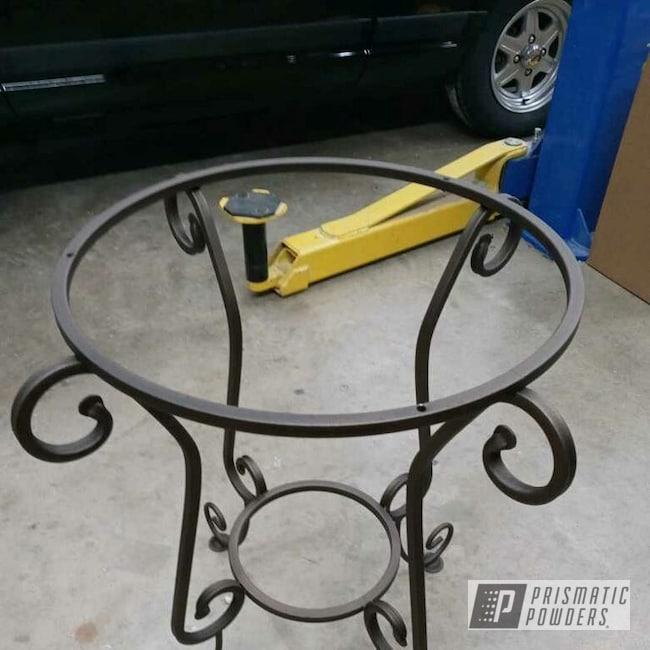 Powder Coating: Patio Furniture,Table,Oil Rubbed Bronze PCB-1102,Furniture