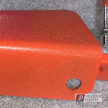 Powder Coated X1 Reaper Powder Coating System Frame