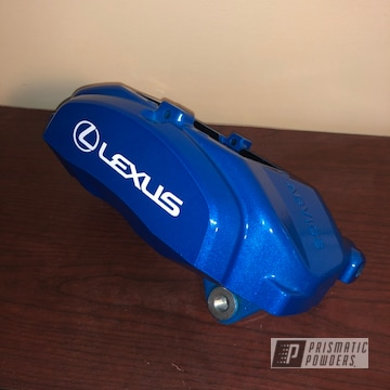Powder Coated Lexus Brake Calipers