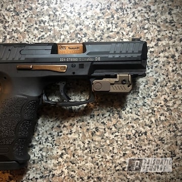 Powder Coated Hk Vp9 Parts In Ppb-5972