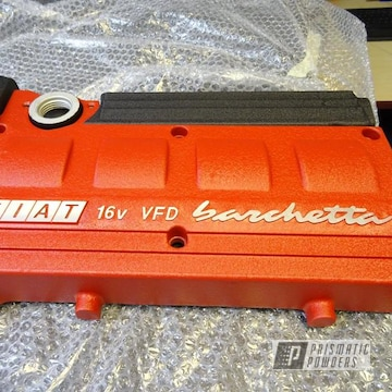 Powder Coated Engine Cover In Pws-2762 And Pws-2859