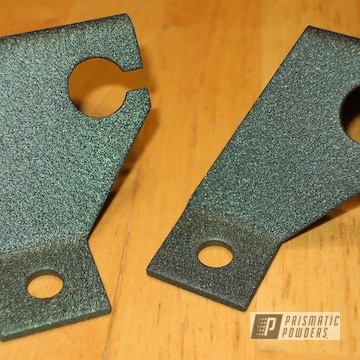 Powder Coated Powder Coated Custom Brackets In Pwb-2882
