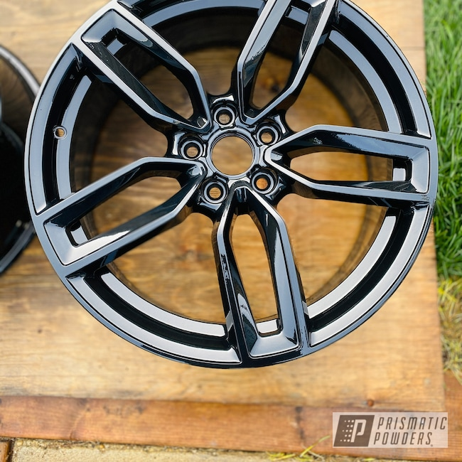 "Powder Coating: Wheels,Automotive,Clear Vision PPS-2974,Black,Audi,19"" Aluminum Rims,Car Parts,Ford Tuxedo PMB-6994"