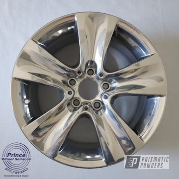 Powder Coated Bmw Rims In Pss-10300