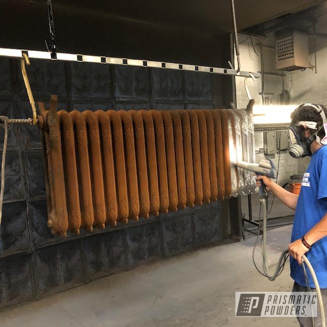 Powder Coating: POLISHED ALUMINUM HSS-2345,Radiators,Anodized Brass PPB-1500,Radiator,Heaters,Household