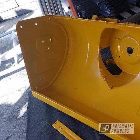 Powder Coating: RAL 1007 Daffodil Yellow,Snow Blower,Outdoor,Cub Cadet