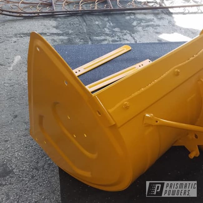 Powder Coating: RAL 1007 Daffodil Yellow,Snow Blower,Outdoor,Cub Cadet
