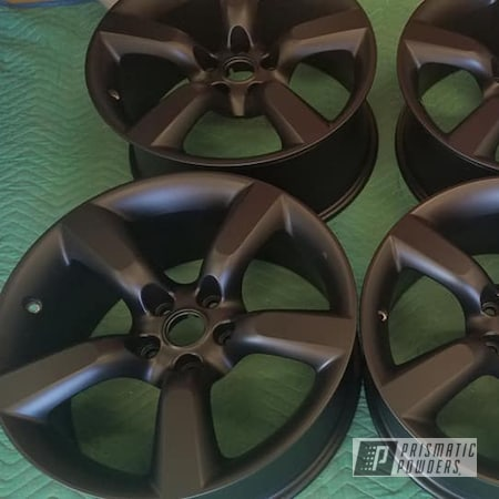 "Powder Coating: Wheels,19"" Wheels,Automotive,BLACK JACK USS-1522,19"" Aluminum Rims,Automotive Rims,Automotive Wheels"