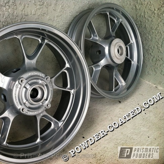 Powder Coating: Wheels,Clear Vision PPS-2974,SUPER CHROME USS-4482,chrome,motorcycle,Super Chrome Motorcycle wheels
