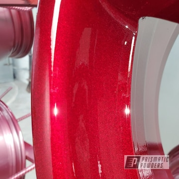 Powder Coated 19 Inch Bmw Wheels In Pps-2974 And Pmb-6905
