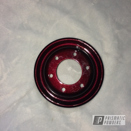 Powder Coating: Clear Vision PPS-2974,Accessories,Clear Vision,Dodge,Cummins,Illusion Malbec PMB-6906