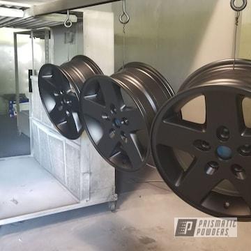 Powder Coated 20 Inch Wheels In Hss-1336
