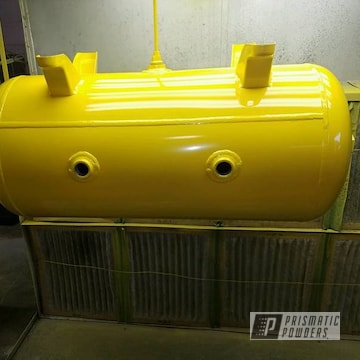 Powder Coated Industrial Tank In Pss-1623