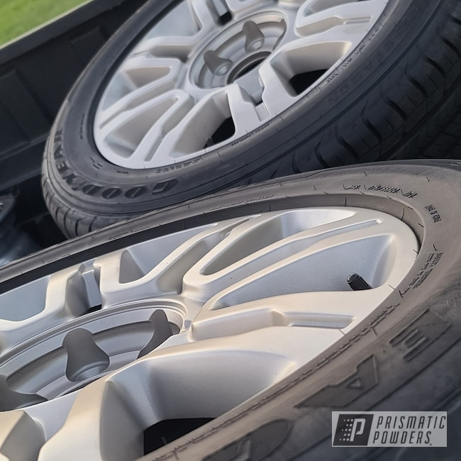 "Powder Coating: Wheels,Arizona Beige PMB-6491,Automotive,20"" Wheels,Rims,Aluminum,Ford,F150"