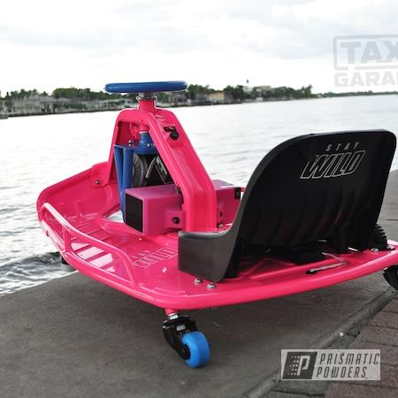 Powder Coating: Automotive,Taxi Garage Crazy Cart,Drift Car,Sassy PSS-3063