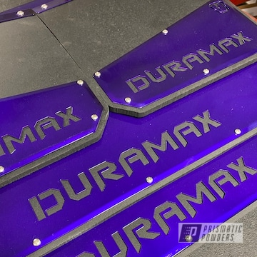 Powder Coated Mudflap Accessories In Pps-1505