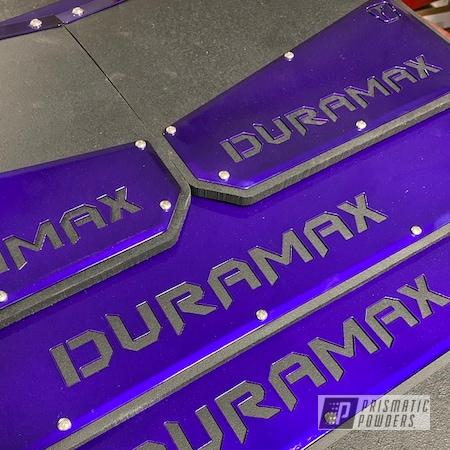 Powder Coating: Automotive,Accessories,Mudflap,Lollypop Purple PPS-1505